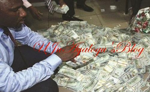 Lagos Misery Billions: Fresh Confusion As Suspended NIA Boss, Oke At Last Denounces Ownership, Then This Happened