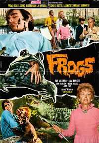 Frogs (1972) Hindi Dubbed Dual Audio 300mb Download