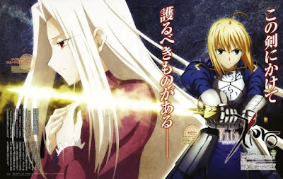 Fate/Zero S2 + OVA Batch Sub Indo
