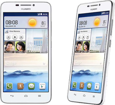 Huawei Ascend G630 Specifications - Inetversal