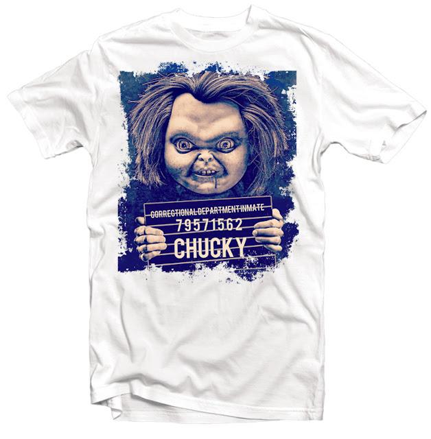 chuky mugshot tshirt