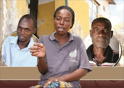 Woman with 2 husbands explains how she enjoys sex with them [PHOTO]
