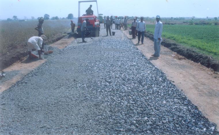 Read Here: : Water Bound Macadam Roads