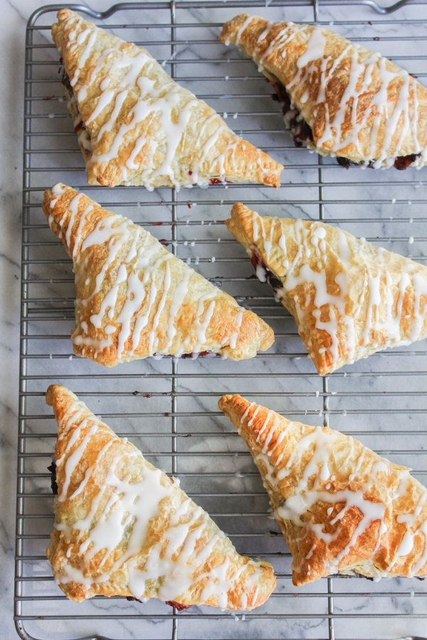 These three ingredient Cherry Chocolate Turnovers couldn't be easier to make! Served right from the oven they are a delicious treat to serve to your family and friends.