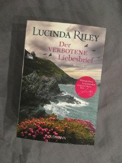 """""""Der verbotene Liebesbrief"""" Lucinda Riley, czyli """"Sekret listu"""" - wydanie niemieckie, fot. by paratexterka ©"""