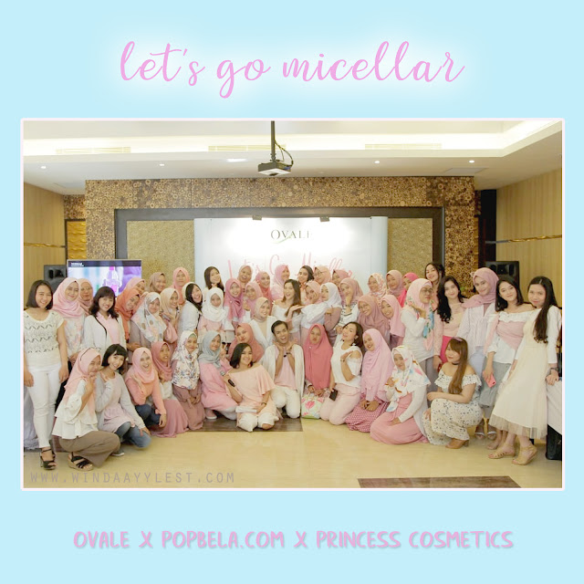 event report let's go micellar banjarmasin