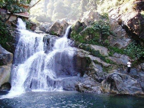 Bukit dan Air Terjun Kuta Malaka