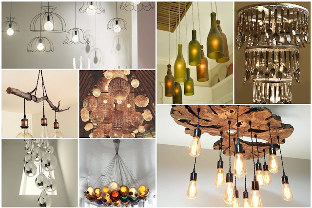Modern Multi-bulb Chandeliers With Contemporary Designs