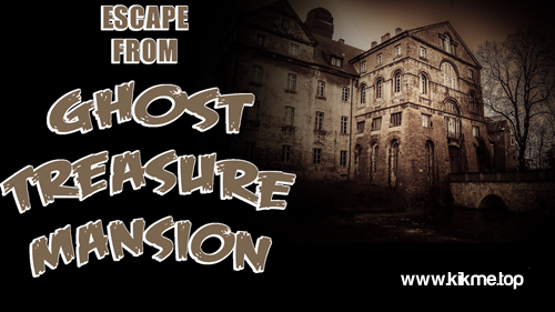 Escape Ghost Treasure Mansion