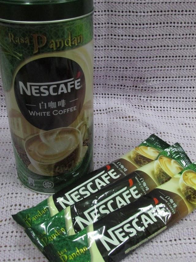 Nescafe Rasa Pandan antara produk Nestle di Lazada