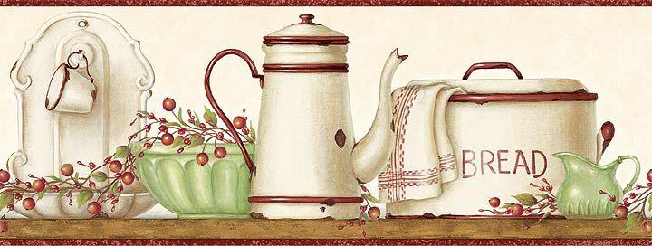 Bordes de cocina para imprimir imagenes y dibujos para for Guardas decorativas para cocina