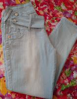 calça jeans RI19 tamanho 46