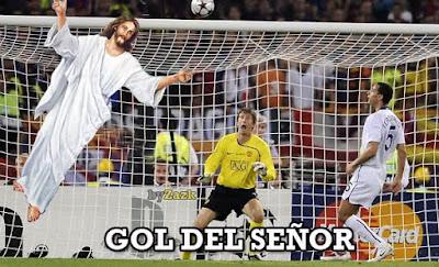 Memes Gol de Señor