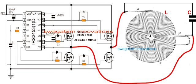 Designing an Induction Heater Circuit - Tutorial