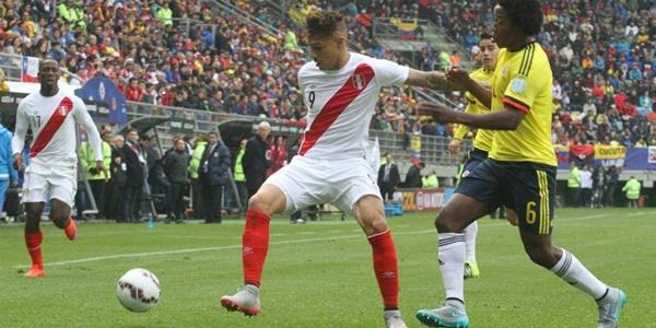 Perú vs. Colombia EN VIVO por la clasificación a Rusia 2018