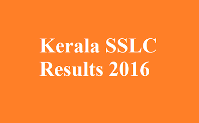 Check Your SSLC Result 2016 Kerala