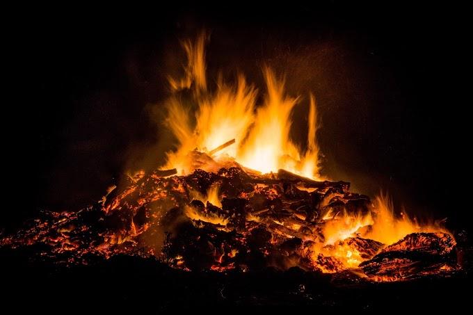El hechizo del fuego para potenciar tu fuerza interior