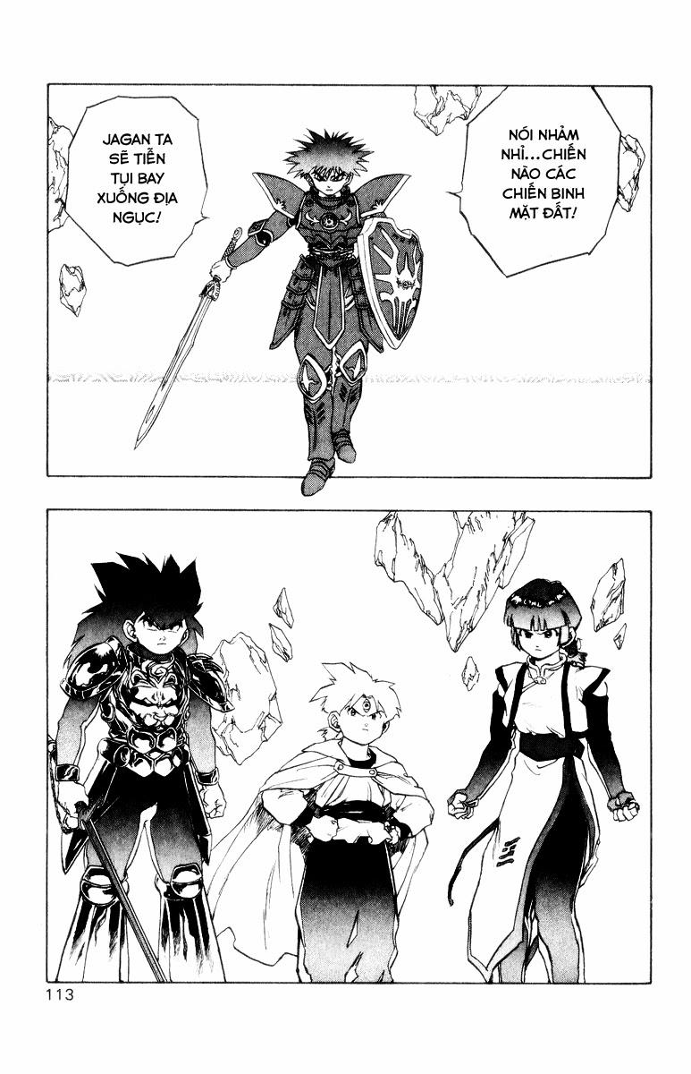 Dragon Quest: Emblem of Roto chap 36 trang 18