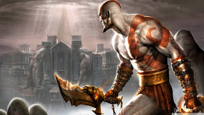 God Of War HD 4K Wallpaper Without Watermarks
