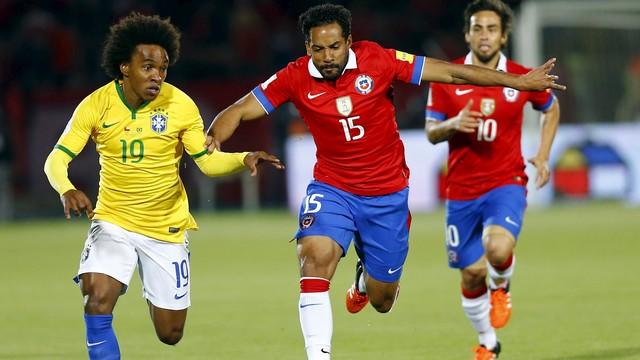 Brasil joga com o Chile e Argentina decide vaga no Equador