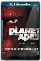 Coleção O Planeta dos Macacos Torrent – Dublado BluRay Rip 720p