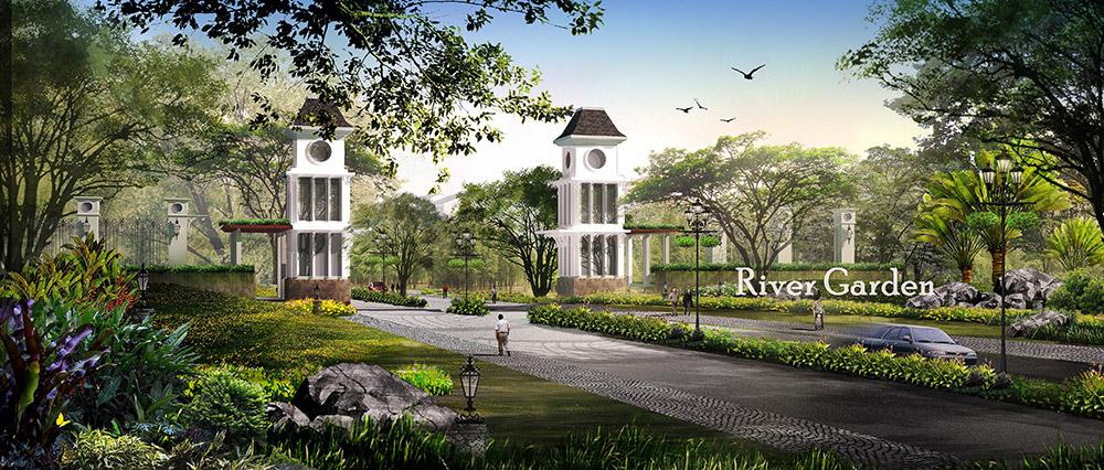 Cluster La Seine - RUMAH DI JAKARTA GARDEN CITY