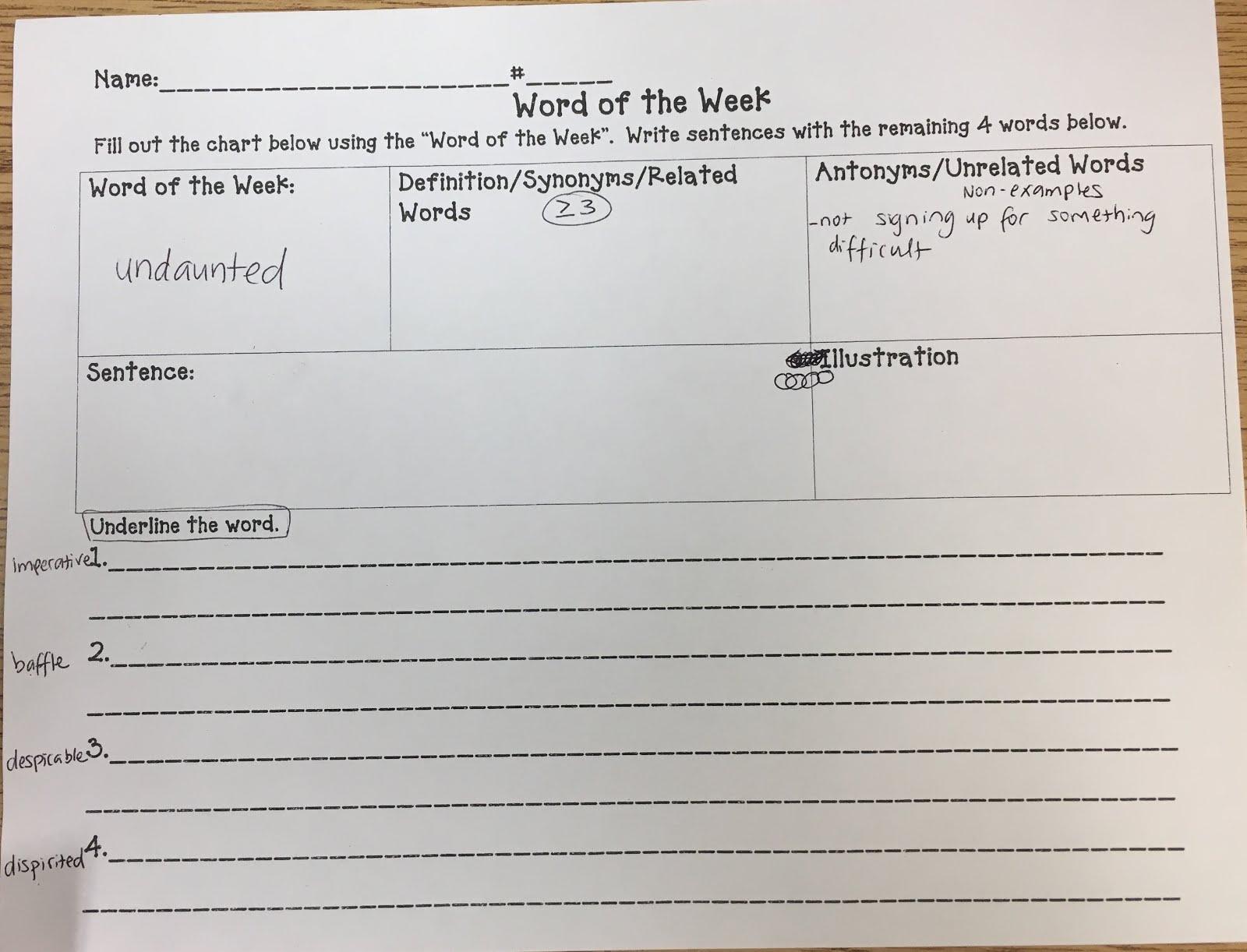 Mrs  De Silva's Class: Monday, December 5, 2016 Homework