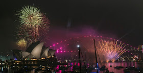 Australia & New Zealand Welcome 2019 With A Bang