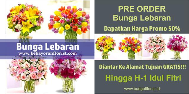 Karangan Bunga Hari Raya Idul Fitri