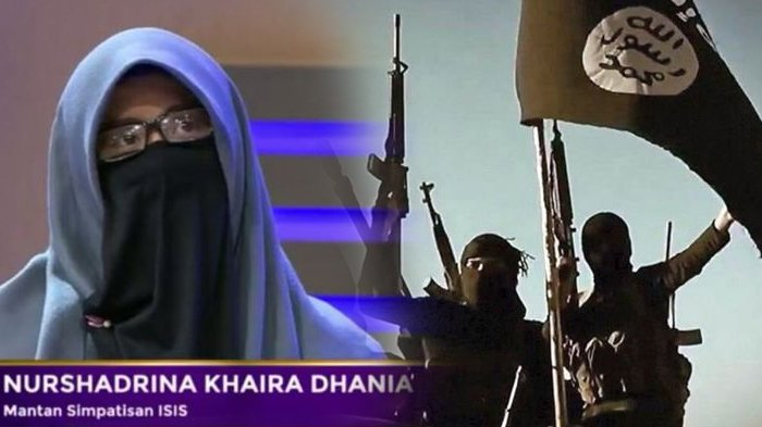 Tentang Dhania, Mantan Warga Khilafah ISIS di Syria