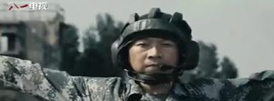 video de rap del ejército chino
