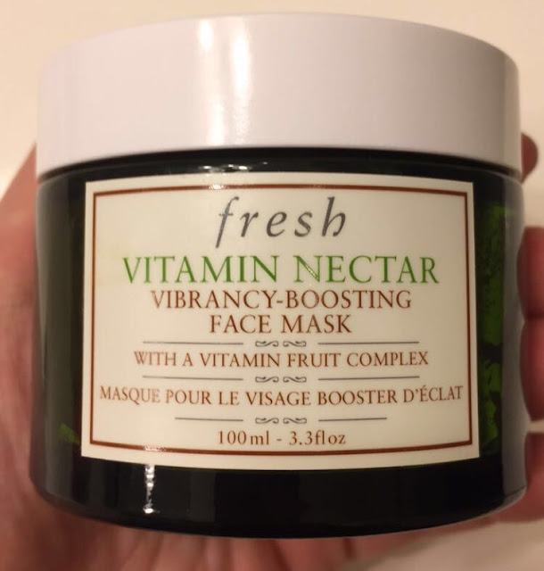 Fresh, Fresh Vitamin Nectar Vibrancy Boosting Face Mask, mask, skincare, skin care
