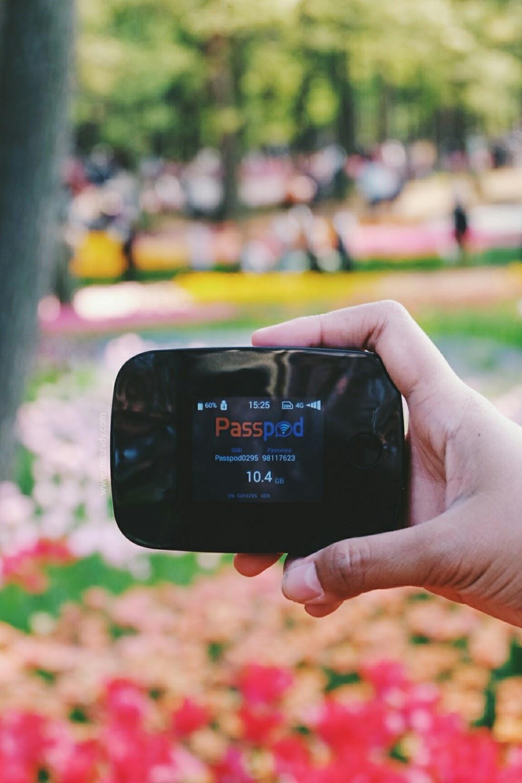 pengalaman sewa wifi mruah ke jepang