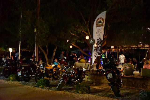 Μοτοσυκλετιστές από όλη την Ελλάδα αποχαιρετούν το καλοκαίρι στην Αργολίδα