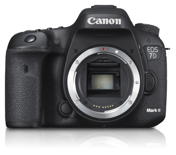 EOS 7D Mark II (Bodi)