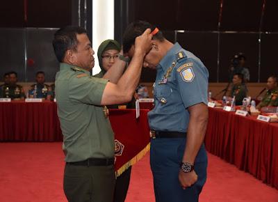 Irjen TNI : Tingkatkan Profesionalisme APIP di Lingkungan TNI dan Kemhan