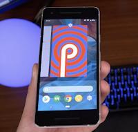 cara mudah menggunakan mode penguncian pada android 9 pie