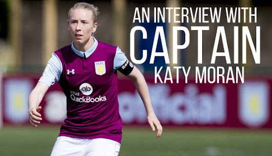 An Interview with Captain Katy Moran