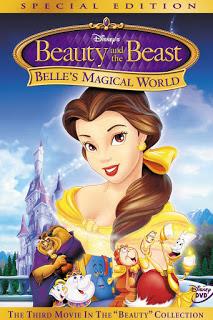 Beauty And The Beast Belle s Magical World (1998) โลกความฝันของโฉมงาม