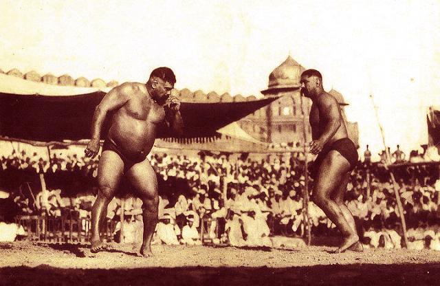 Gama Wrestler India