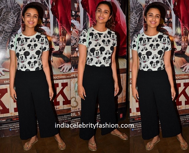 Parineeti Chopra at Ki and Ka Screening