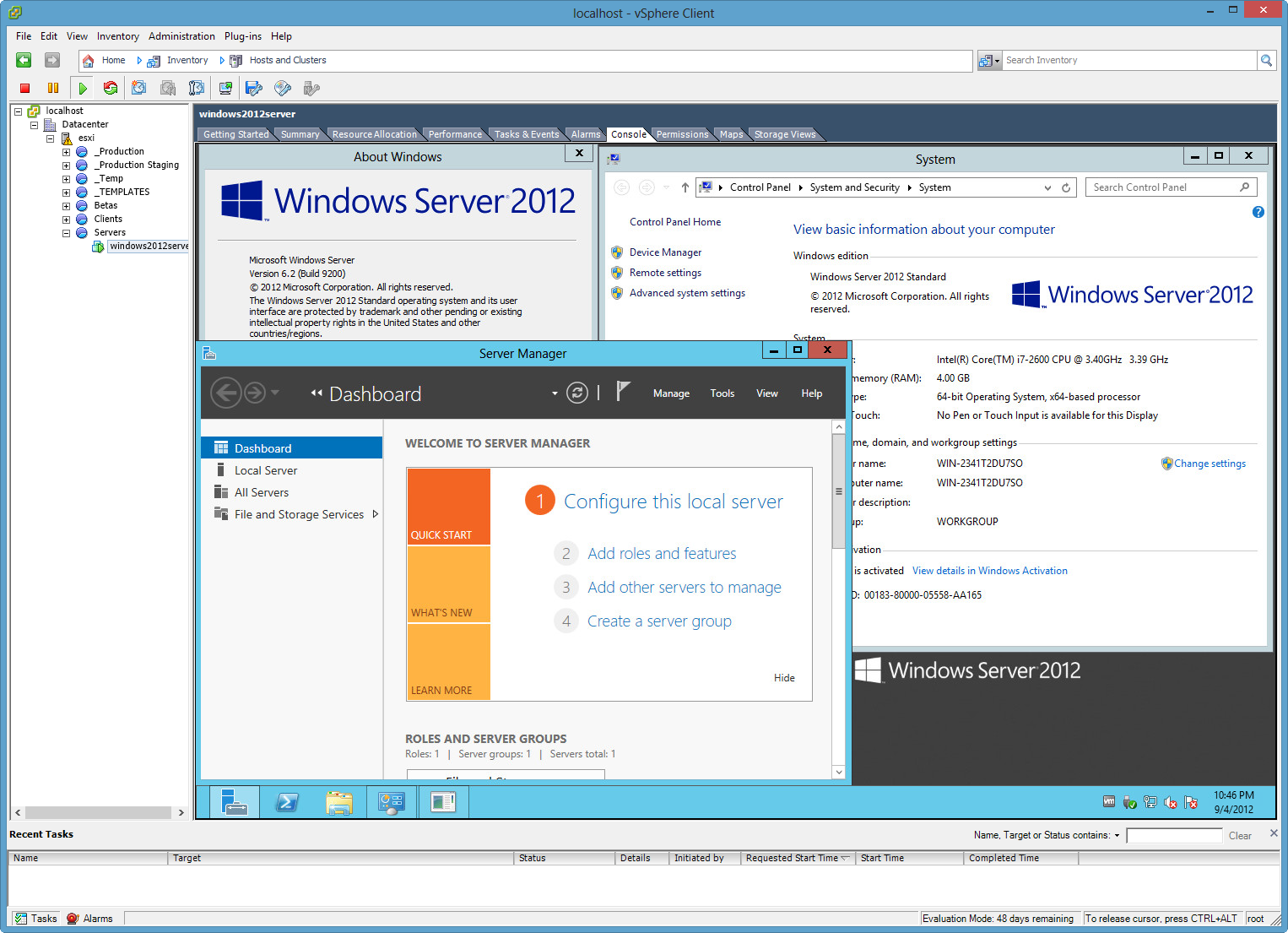 windows server 2016 full activated