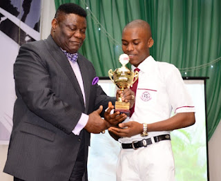 Mike Okonkwo 15th Annual National Essay Competition for Secondary Schools - 2018