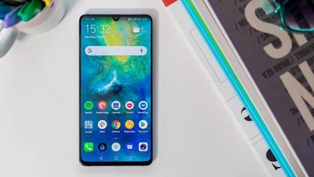 3. هاتف Huawei Mate 20 X