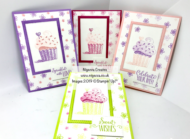 Hello Cupcake Stampin Up Saleabration 19