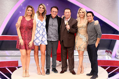 Sheila, Ciça, Moacyr, Raul, Antônia e Thammy – (Foto Rodrigo Belentani)