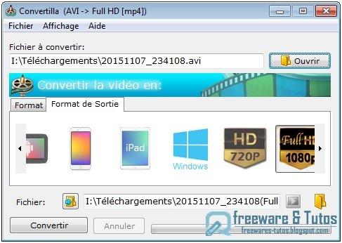 Convertilla : ce logiciel de conversion est maintenant en français