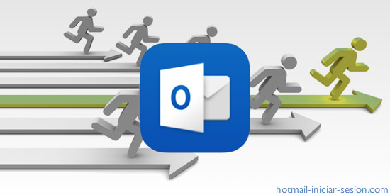 funcionamiento de Outlook