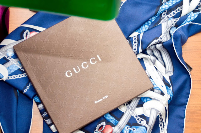 apaszka, chusta Gucci oryginał