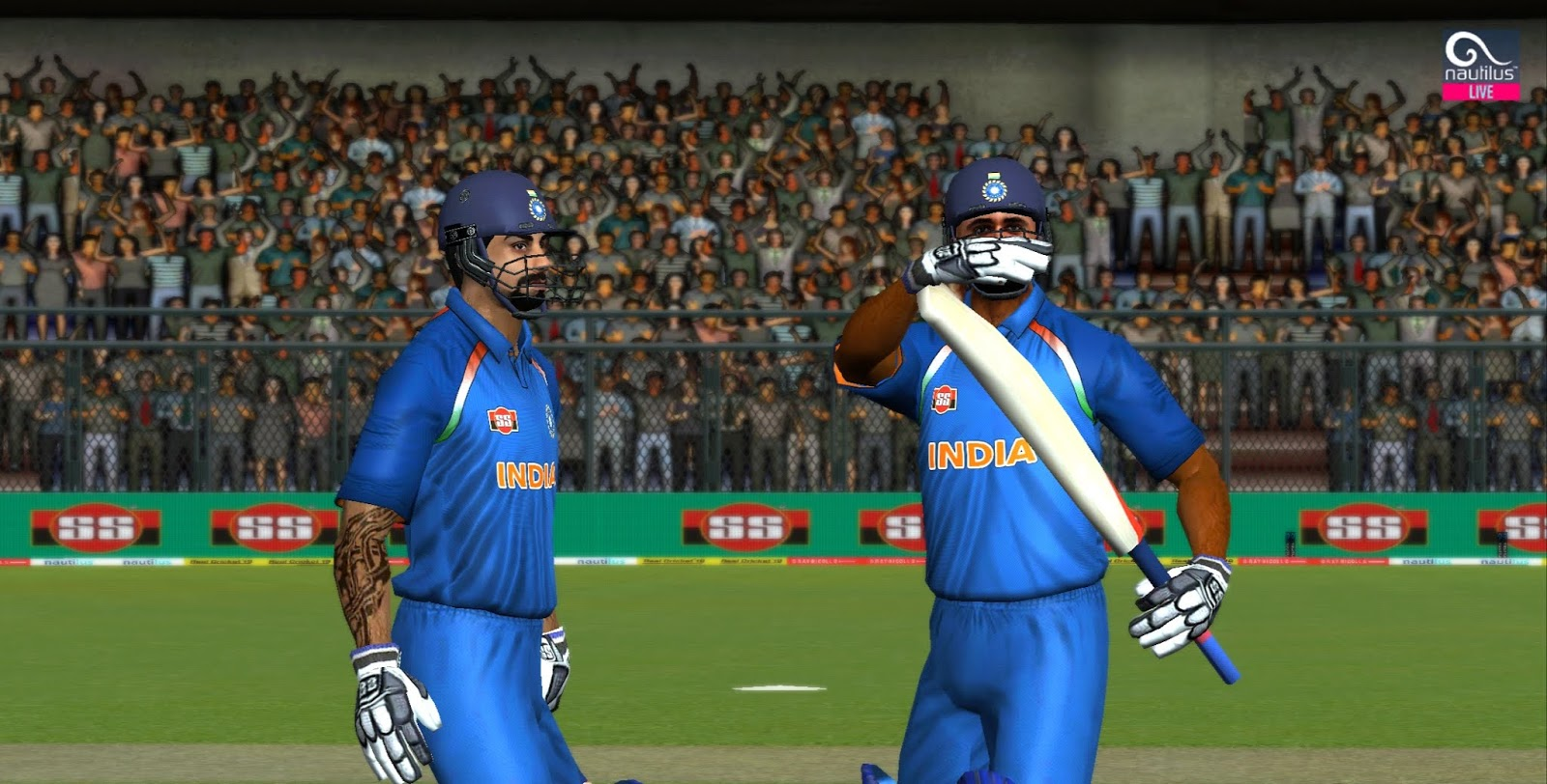 Real Cricket 19 Hacked Apk Data Version 2 4 Unlimited Money